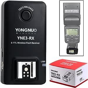 Yongnuo Yne3 Rx E Ttl Wireless Flash Receiver For Canon Camera Photo