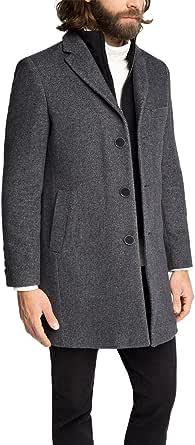 ESPRIT Men's Mit Westenfake Coat
