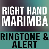 Right Hand Marimba Ringtone and Alert