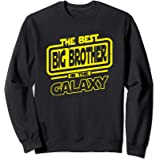 Big Brother The Best In The Galaxy Gift Sweatshirt