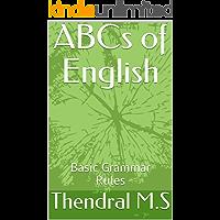 ABCs of English: Basic Grammar Rules