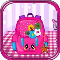 Nette Tasche maker Mädchen Spiele