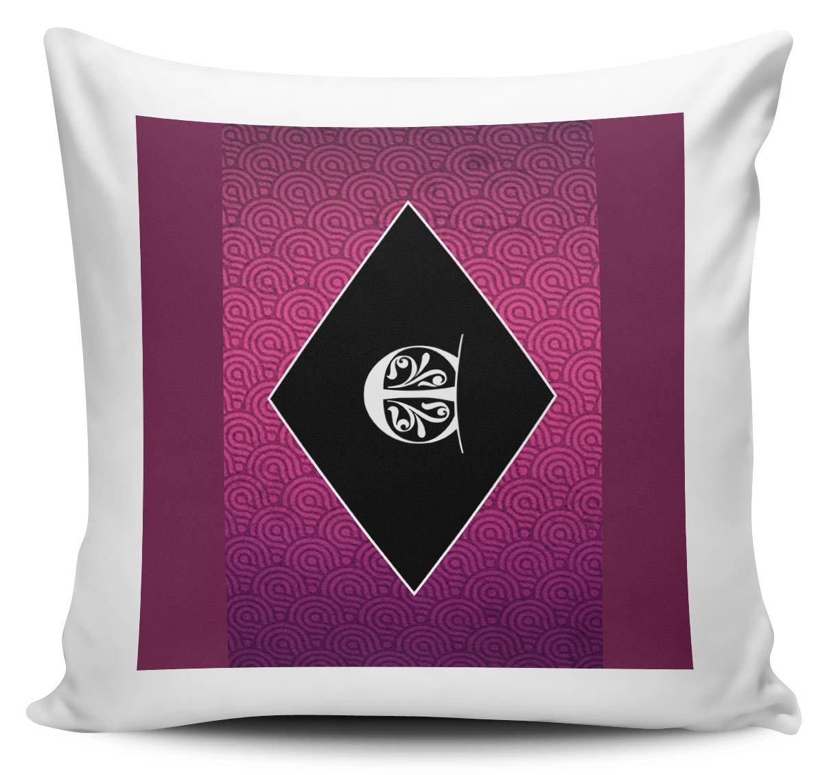 Royal lettera cuscino e cuscino