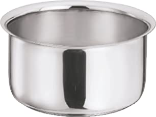 Vinod Cookware Induction Bottom Cookware Sas Tope, 1.1 Litres