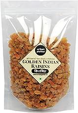 Urban Platter Golden Raisins, 500g