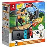 Nintendo Switch Ring Fit Adventure Seti (Oyun Konsolu + Ring Ton + Ring Fit Adventure Oyun İndiirme Kodu)