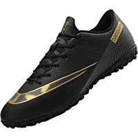 Topwolve Football Boots Men's Breathable Turf Trainers Outdoor Cleats Professional Athletics Sneakers Teens Wear…
