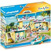 Playmobil Family Fun 70434 Hôtel de Plage Playmo à Partir de 4 Ans