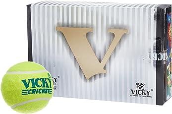 Vicky Cricket Ball Tennis