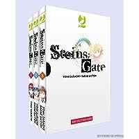 Steins gate: 1-3 [Tre volumi indivisibili]