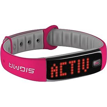 Sigma Activo Fitness Tracker, Colore Rosa