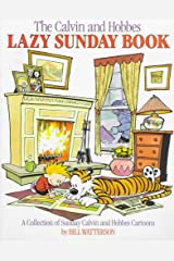 Lazy Sunday: Calvin & Hobbes Series: Book Five: A Collection of Sunday Calvin and Hobbes Cartoons Paperback