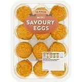 Morrisons Mini Savoury Eggs, 12 Eggs