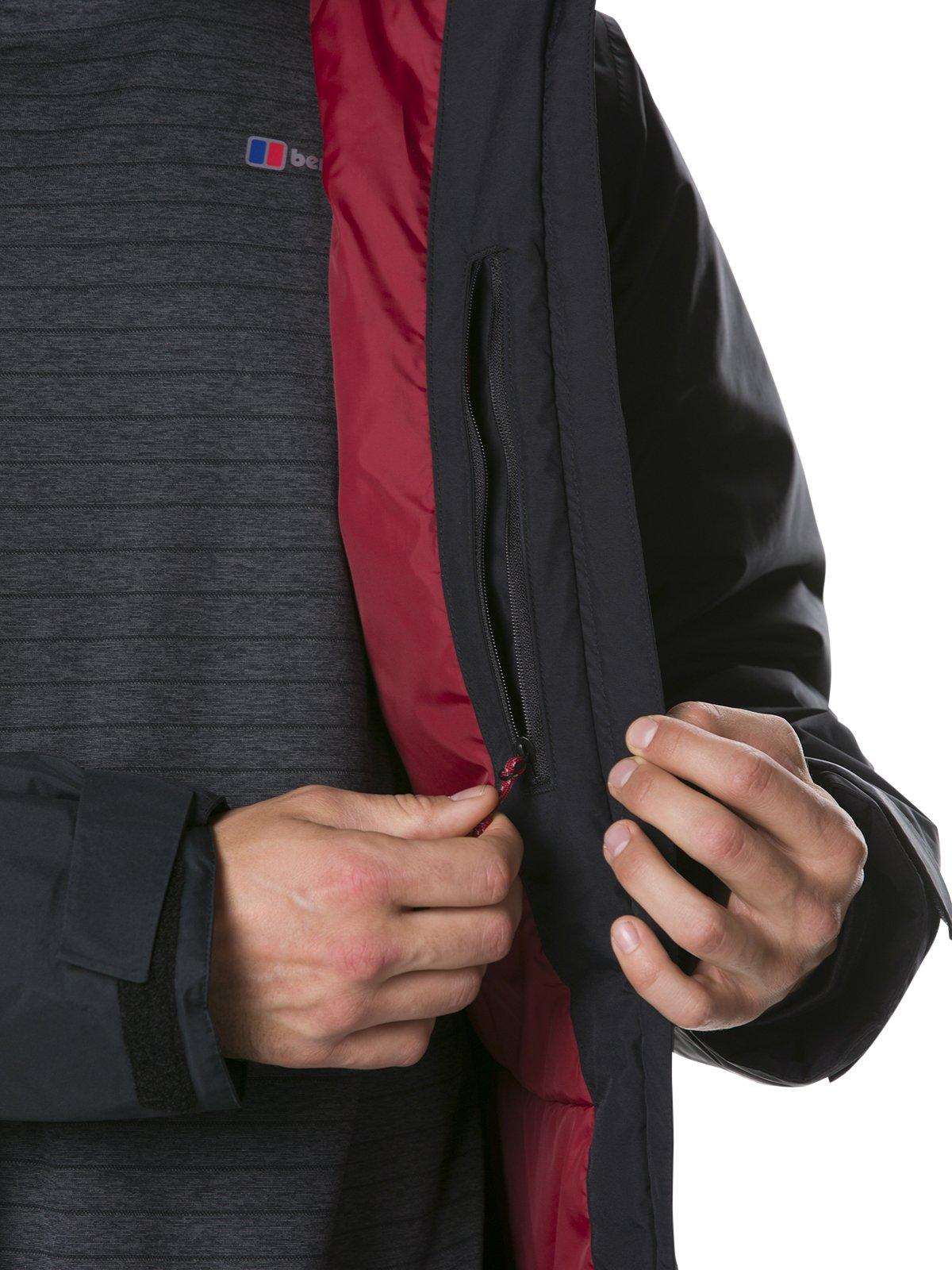 71Oe4mwMTPL - Berghaus Men's Helionik Loft Gore-Tex Waterproof Jacket