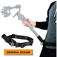 MoGoPod MogoCrane - Kit da cintura (cerotto + bicchiere in alluminio) per stabilizzatore DJI Ronin e treppiede monopiede…