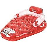 Jilong Strawberry Pool Lounge 165x120 Poolsessel Luftmatratze Schwimmsitz Wassersofa Wassersessel