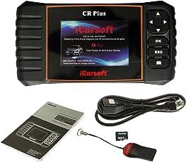 iCarsoft CR Plus OBD2 Diagnose Gerät CANBus Universal Farbdisplay