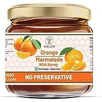 Kalon Honey Orange Marmalade Fruit Spreads Preserved with 100% Organic Honey & Orange Marmalade, Nutrients Rich, No…