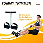 IRONLIFE FITNESS Sit Up Pull Rope Spring Tension Foot Pedal Abdomen Leg Exerciser Tummy Trimmer Equipment Bodybuilding...
