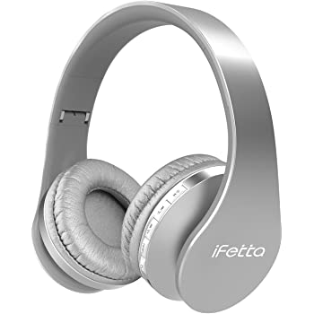 bluetooth kopfh rer ifecco bluetooth over ear headset wirless ohrpolster kopfh rer stereo. Black Bedroom Furniture Sets. Home Design Ideas