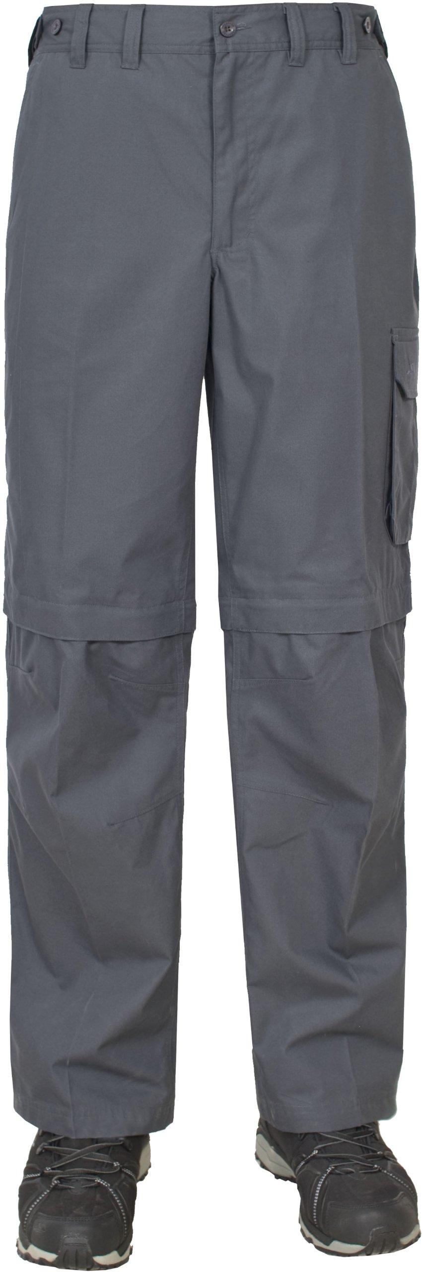 Trespass Mallik Wasserabweisende Hose mit UV-Schutz und abnehmbaren Hosenbeinen