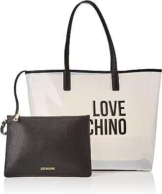 Love Moschino Damen, Borrsa Shopping Da Donna, Collezione Primavera Estate Einkaufstasche, Kollektion Frühjahr Sommer 2021, Einheitsgröße