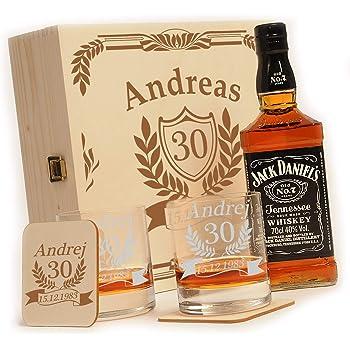 Polar Effekt 6 Tlg Whisky Geschenk Set Mit Jack Daniels No 7 2