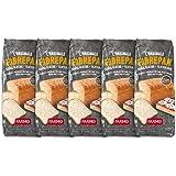FARMO – FIBREPAN Preparato per Pane, Pizza, Focaccia - Sacchetto da 500g – Senza Glutine (5 Sacchetti)