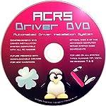 قرص DVD قابل للتحديث وسهل التركيب من Windows 10، 8، 7، Vista, XP | يدعم جميع أجهزة الكمبيوتر Dell HP Toshiba Sony Asus...
