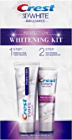 Crest 3D White Brilliance 2 Step Toothpaste Kit