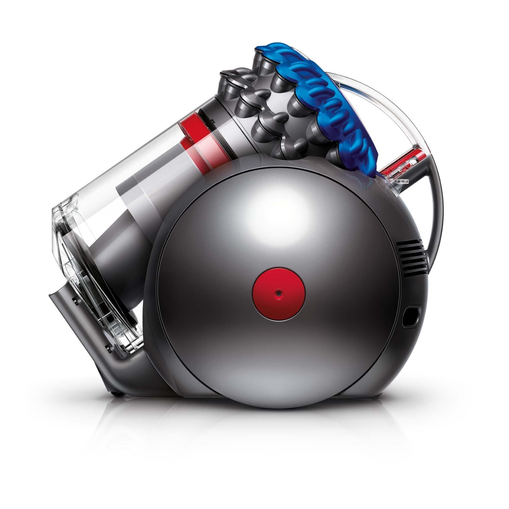 Dyson Big Ball Stubborn Staubsauger, zylindrisch, trocken, beutellos, 1,6 l, Zyklon, 85 dB