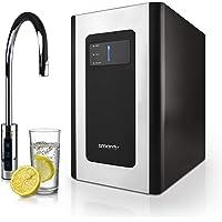 smardy blue Soda & Cool Machine à soda pour bouteille de CO2 425g avec ultrafiltration en 2 étapes pour eau plate…