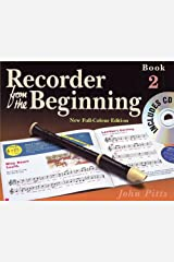Pitts: Recorder From The Beginning (2004 Edition) Pupil's Book 2 (with CD) Sheet music
