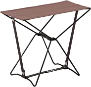 Coleman Event Stool with Carry Case, Portable Chair, Easy to Carry in treks, Camping or Outdoors
