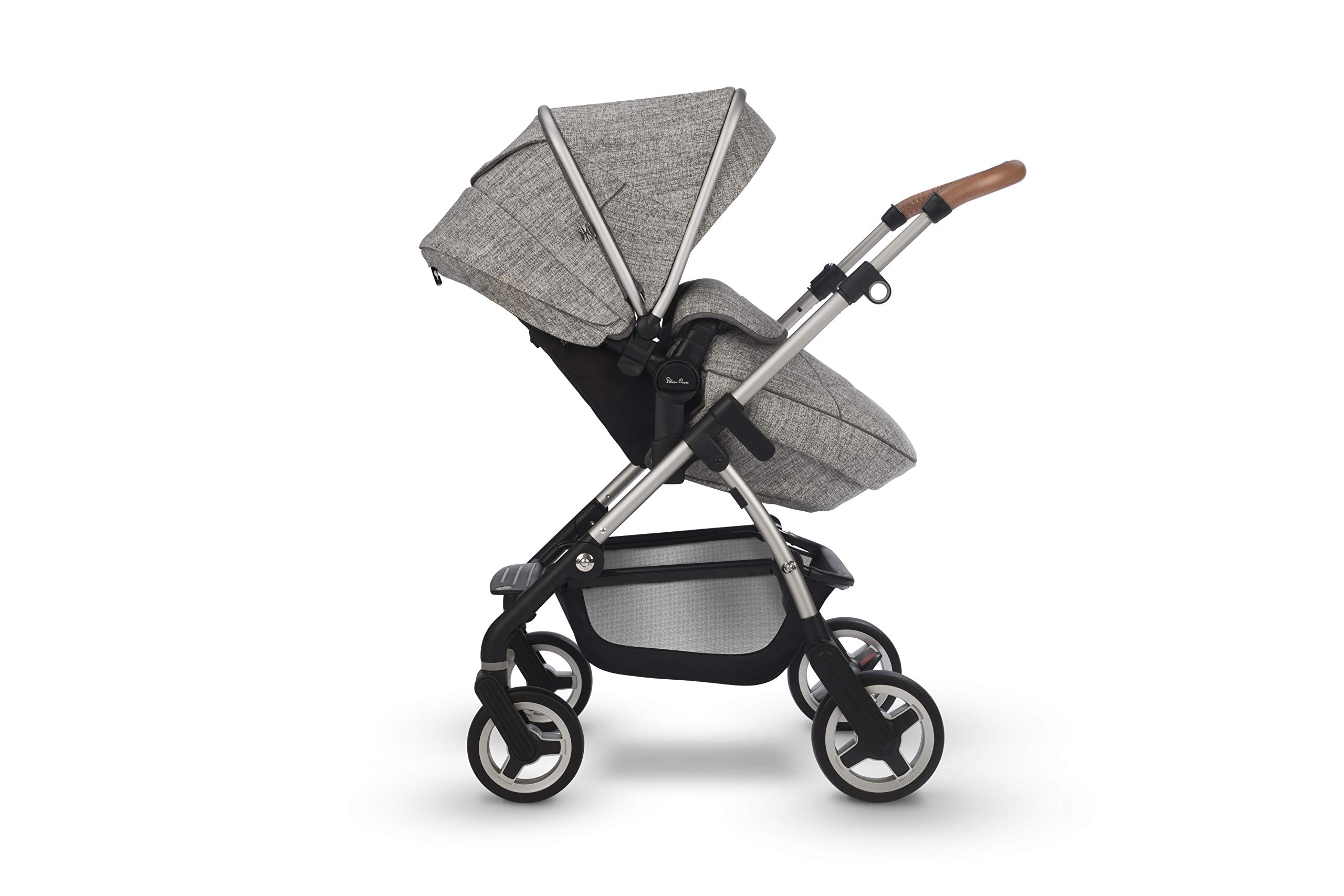 Silver Cross Wayfarer Camden Silver Cross Complete pram system that includes everything you need from birth to toddler Includes a lie-flat carrycot for your new born that is suitable for overnight sleeping Compact, lightweight and convenient, hardwearing and durable 4