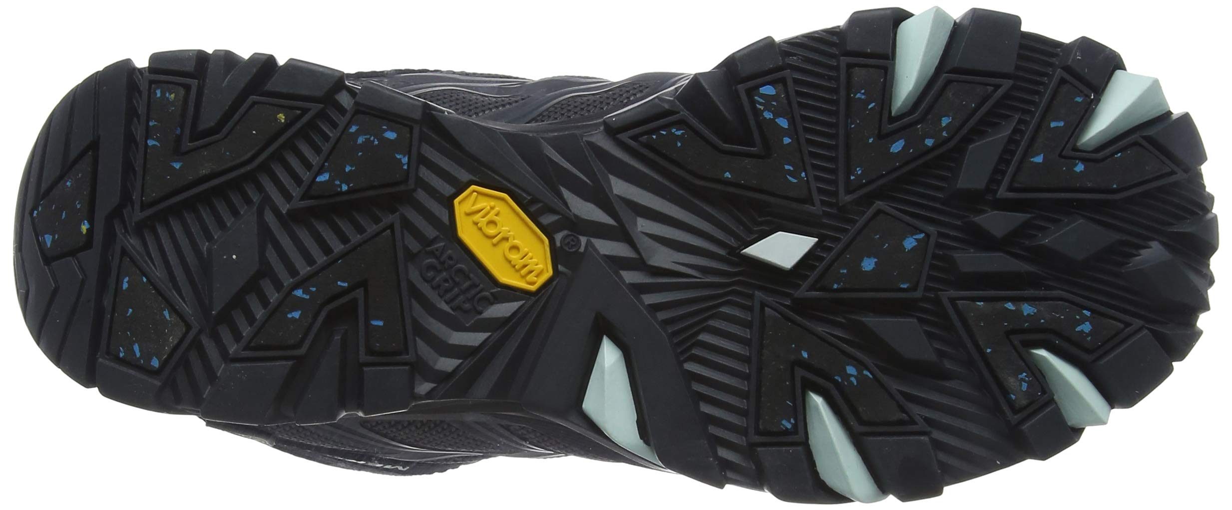 71OjauKUFxL - Merrell Women's Moab FST Ice+ Thermo High Rise Hiking Boots