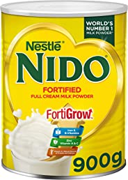 NIDO Full Cream Powder Milk  - 900 gm