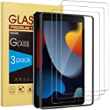 SPARIN [3 Pack] Screen Protector voor iPad 9e Generatie en iPad 8e 7e Generatie, Gehard Glas voor iPad 10.2 inch 2021/2020/20