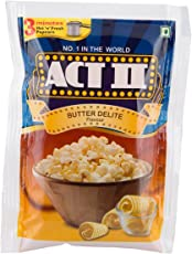 Act II Popcorn, Butter Delite, 70g Pouch