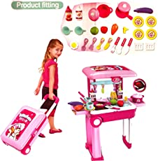 Babytintin 2 in 1 Kitchen Play Sets for Boy's and Girl's