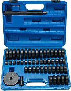 Haskyy 10 Radschrauben Radbolzen SCHWARZ Kegelbund Kegel M14x1,25 in verschiedenen Schaftl/ängen zur Auswahl 34mm