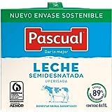 Pascual Leche Semidesnatada Clasica 6 x 1L