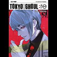 Tokyo Ghoul:re: 4 (J-POP)