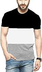 Veirdo Men's Cotton T-Shirt (Tsh_17Bam_P)