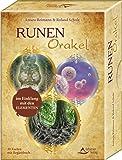 Runenorakel: im Einklang mit den Elementen - 39 Karten mit Begleitbuch