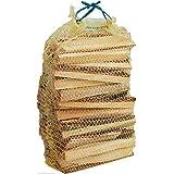 5 sacchi x 3 kg Legnetti accendifuoco camino stufa barbecue in sacco rete