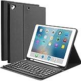 YingStar Teclado con Funda para iPad 9.7 2018 6 Generación/iPad 9.7 2017 5 Generación/iPad Air 1 / iPad Air 2 / iPad Pro 9.7