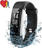 Mpow Fitness Armband mit Pulsmesser,Wasserdicht IP67 Smartwatch Fitness Uhr Pulsuhren Fitness Tracker Aktivitätstracker...