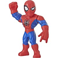 Super Hero Adventures Marvel Mega Mighties Spider-Man Collectible 10-Inch Action Figure, Toys for Kids Ages 3 and Up…