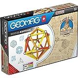 Geomag Edición Especial 783 - Geometría Magnética Leonardo - Construcciones Magnéticas - Máquinas de Leonardo Da Vinci para N